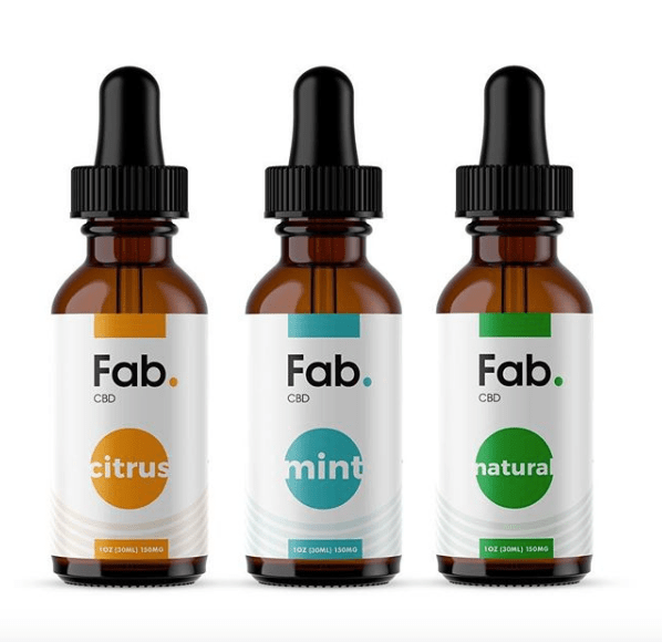 Fab CBD Oil Drops