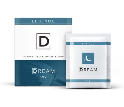 Elixinol CBD Powder Cocoa