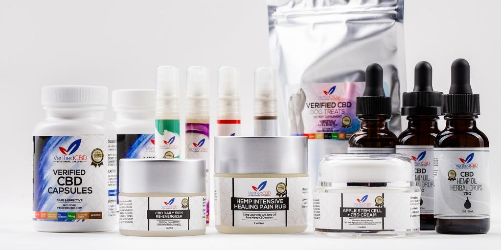 Verified CBD Products