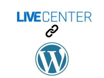 Wordpress plugin and Live Center, live blogging