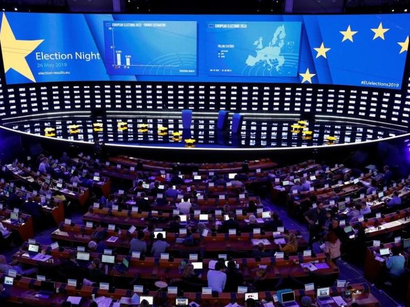 European parliament Live election blog