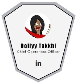 Dollyy Takkhi Live CGI Chief Operations Officer