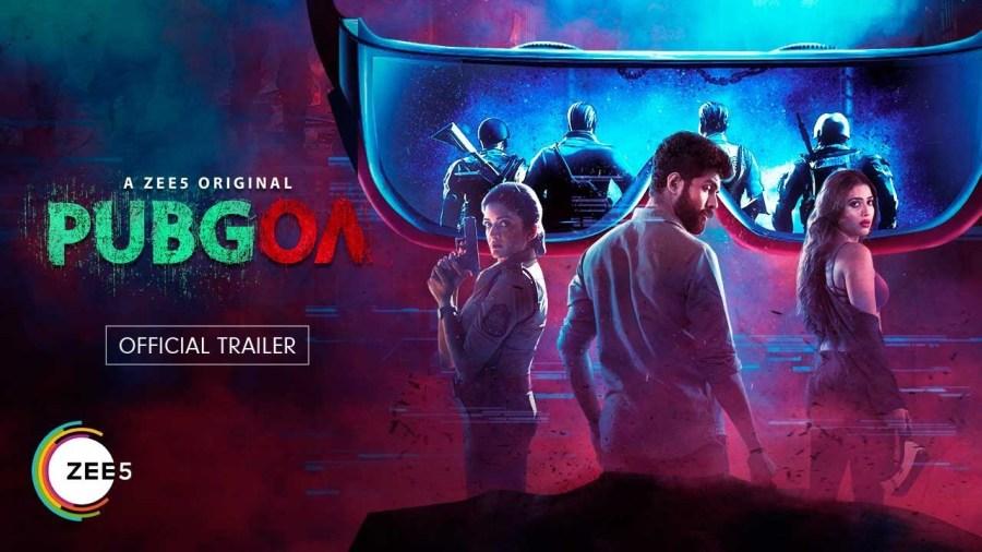 PUBGOA Trailer ~ Live Cinema News