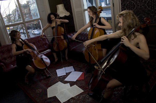 Classical Cello Quartet