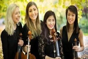 all-female-string-quartet