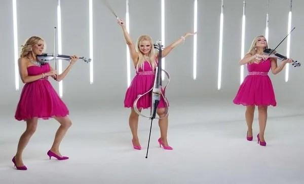 The Silk Strings Electric String Trio