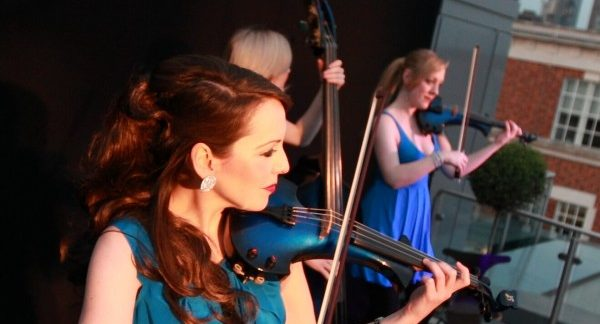 Book A String Quartet & Trio – Electro Acoustic Ensemble - Live Classical Musicians