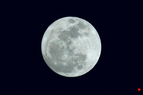 20110319満月の写真