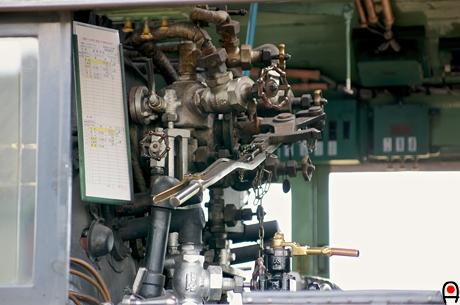 C11325運転室付近の写真