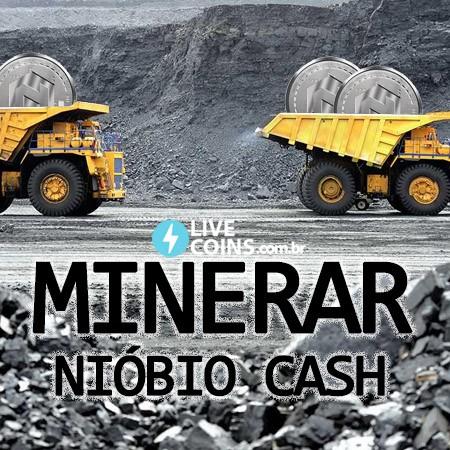 Como minerar Nióbio Cash NBR – Guia