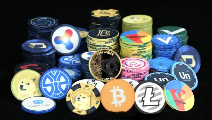 Top 100 moedas