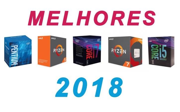 Melhores CPUs Mineração 2018