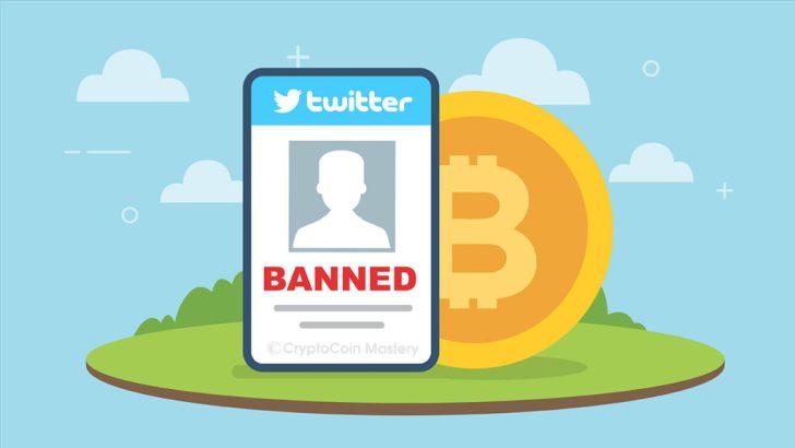 Twitter pode banir anúncios de criptomoedas e perfis de exchanges
