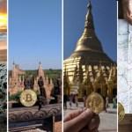 Bitcoin around the world