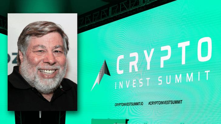 Crypto-Invest-Summit-Steve-Wozniak-Keynote