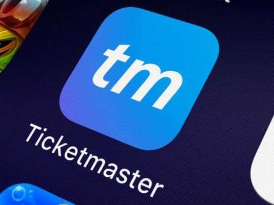 ticketmaster blockchain