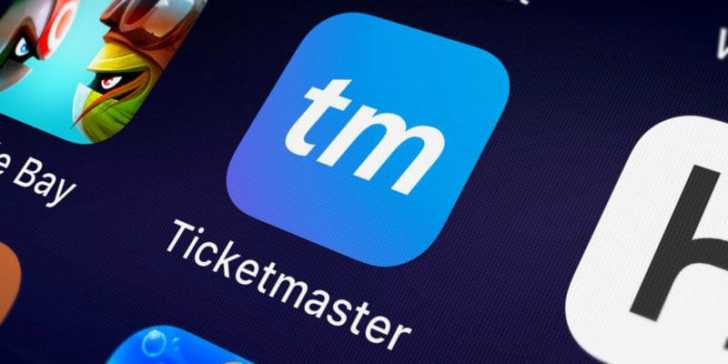 ticketmaster blockchain