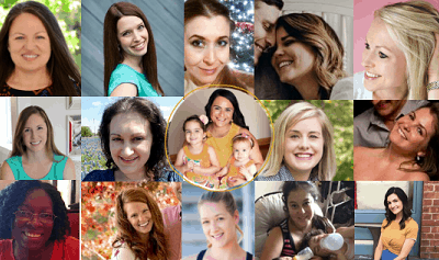 15 Mom Bloggers Share Their Best Advice For New Moms