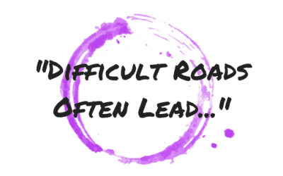 Motivational Monday 11: Difficult Roads