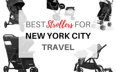 Best Strollers For New York City
