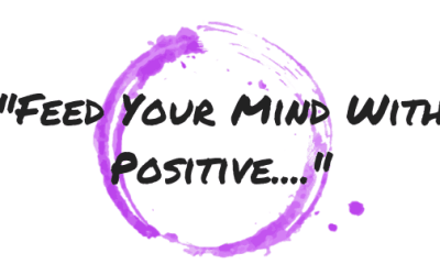 Motivational Monday Post 18-Positive Thinking