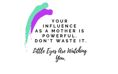 Motivational Monday Post 22: Influence