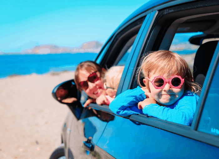21 Helpful Tips For Traveling With A Toddler In A Car Seat