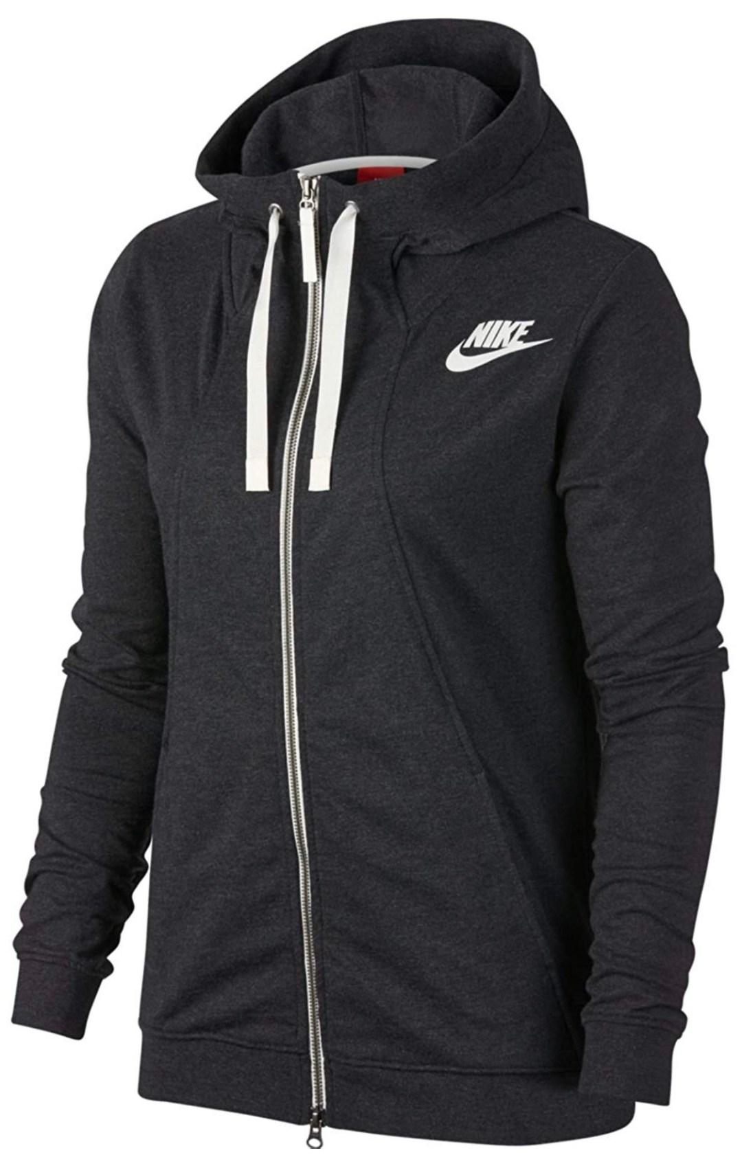 Nike Women's Classic Full Zip Hooded Sweatshirt