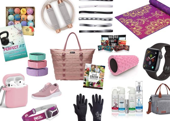 The Best List Of Fitness Gift Ideas For Her: 2020