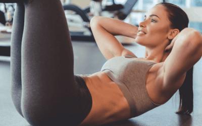 Beginner 30-Day Ab Workout Challenge + Workout Calendar