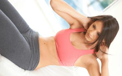 Postpartum 30-Day Ab Workout Challenge + Calendar