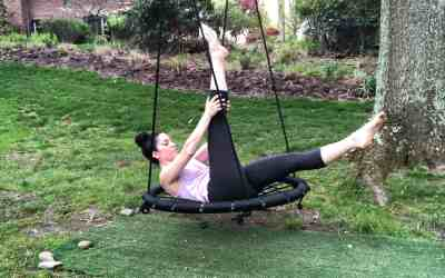 Advanced 10 Minute Ab Workout At Home With A Spider Swing