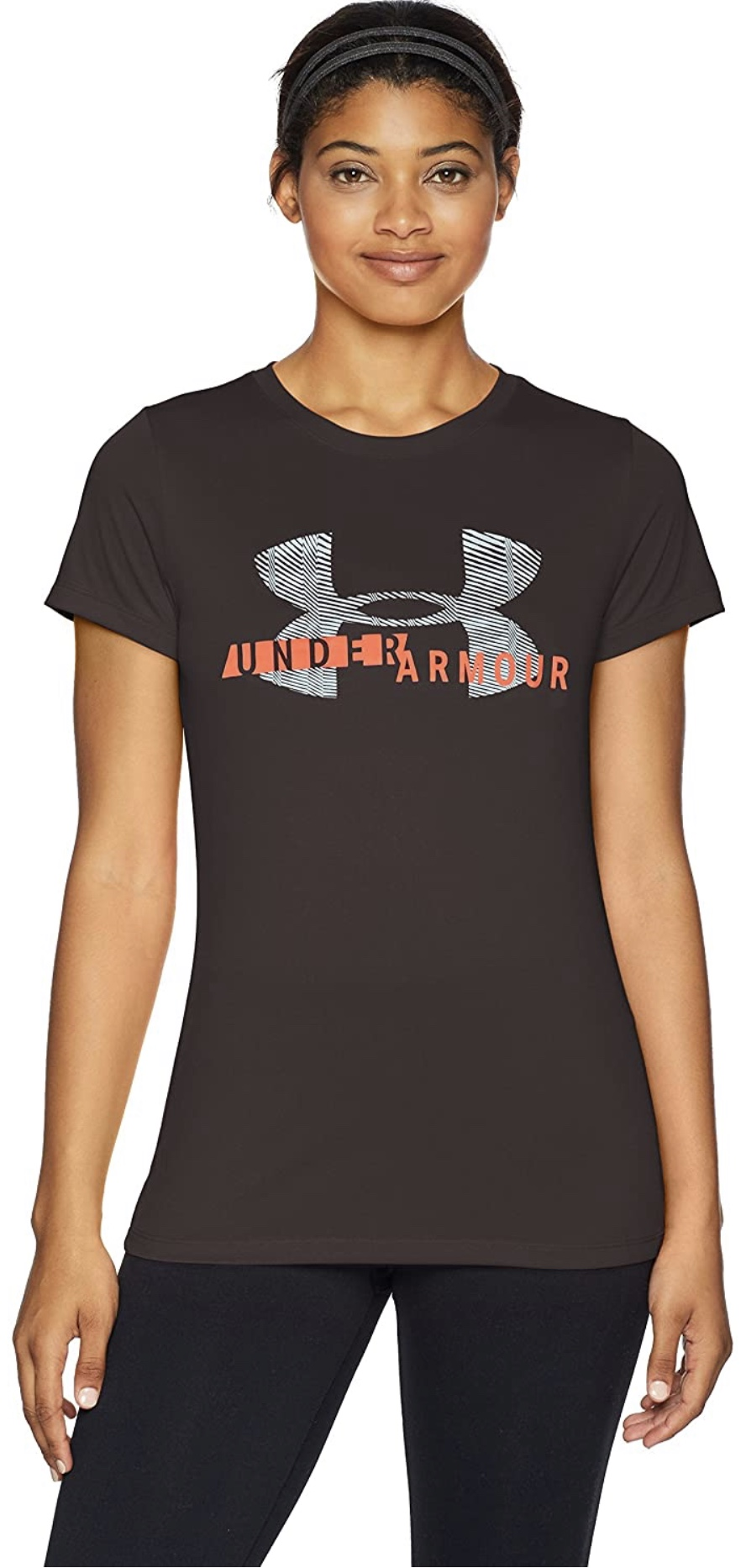 Under Armour Tech Short Sleeve Crew Graphic T-Shirt