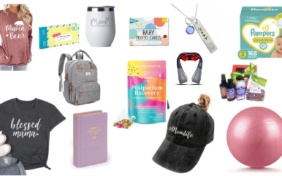 The Best List of Postpartum Mom Gift Ideas 2020