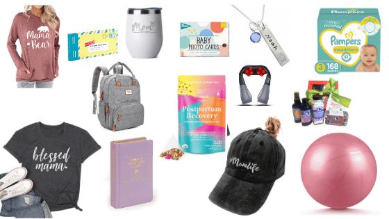 The Best List of Postpartum Mom Gift Ideas 2020