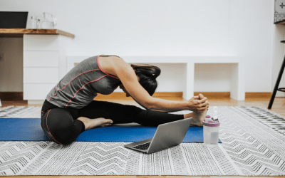 How I Was Able To Work Out As A New Mom With Each Of My 4 Pregnancies