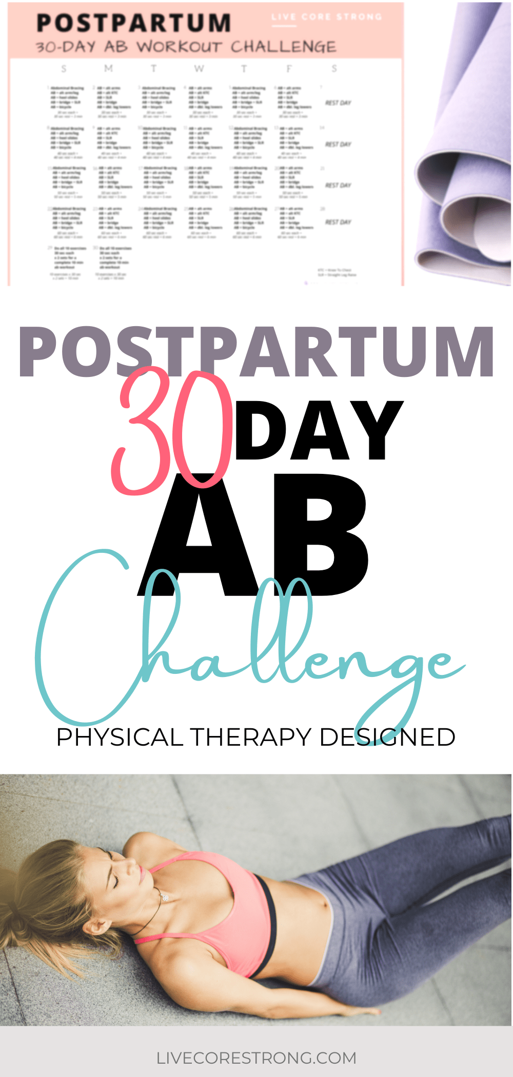 Join the FREE 30-Day Ab Challenge for Women