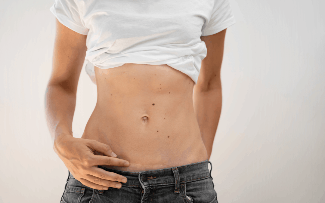 How To Flatten Your Tummy After A C-Section
