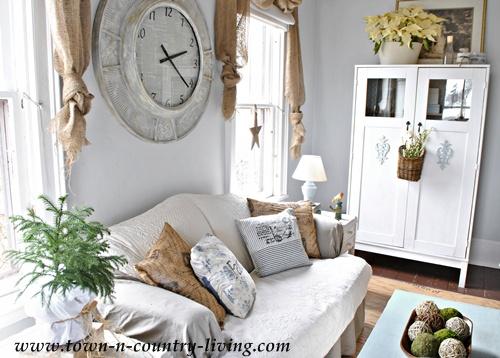 Decoration : Farmhouse Decorating Style