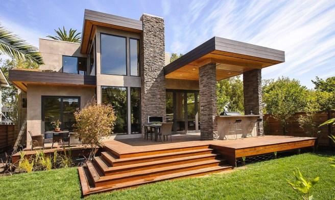 Model Teras Rumah Keren  10 model teras rumah minimalis sederhana terbaru