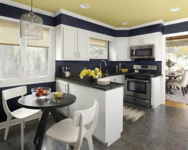 70 Design Interior Ruang Tamu Dan Dapur | Gubug Minimalis