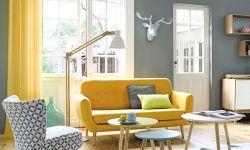 20 Model Sofa Minimalis Modern Untuk Ruang Tamu Kecil