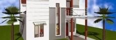 10 Bentuk Rumah Sederhana Ukuran 6×9 Terbaru 2019