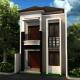 5 Desain Rumah Minimalis 2 Lantai Ukuran 6×9 Terbaru 2019