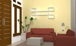 Desain Ruang Tamu Minimalis Ukuran 2×3 Nyaman
