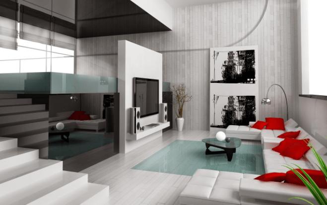 Permalink to 25 Desain Interior Rumah Minimalis 2 Lantai Terbaru