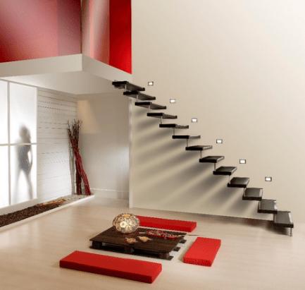Permalink to 35 Model Tangga Rumah Minimalis 2 Lantai Terbaru
