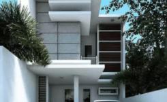 Harga Borongan Rumah 2 Lantai Per Meter Terjangkau 16