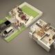 100+ Denah Rumah Sederhana Modern Minimalis Terbaru