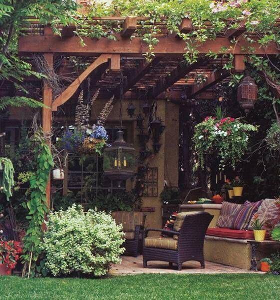 24 Cozy Backyard Patio ideas - Live DIY Ideas on Cozy Patio Ideas id=67116